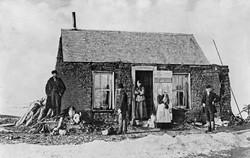 Sod House 1880