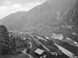 Rüti about 1940