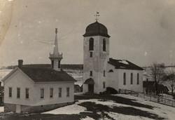 New Glarus Swiss Reformed Church