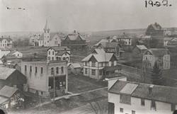 New Glarus View 1907