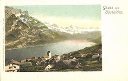 Obstalden ca. 1900