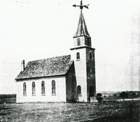 New Schwanden Church 1897