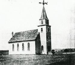 New Schwanden Church 1897