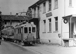 Engi Sernf Valley Rail Road Station