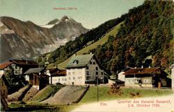The Suwarof House in Elm