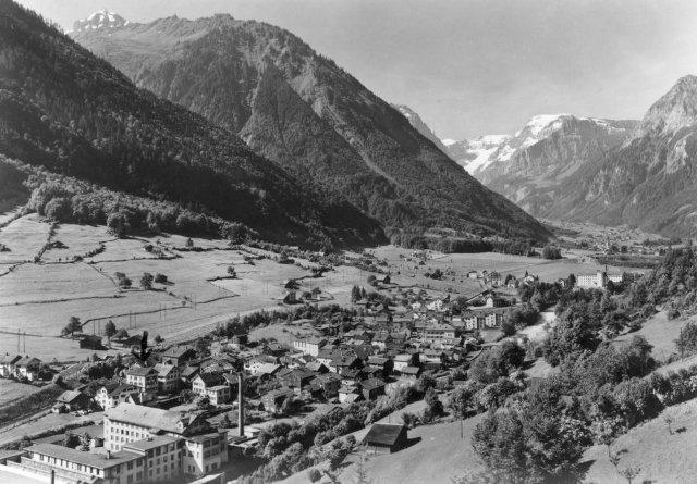 Rüti about 1950