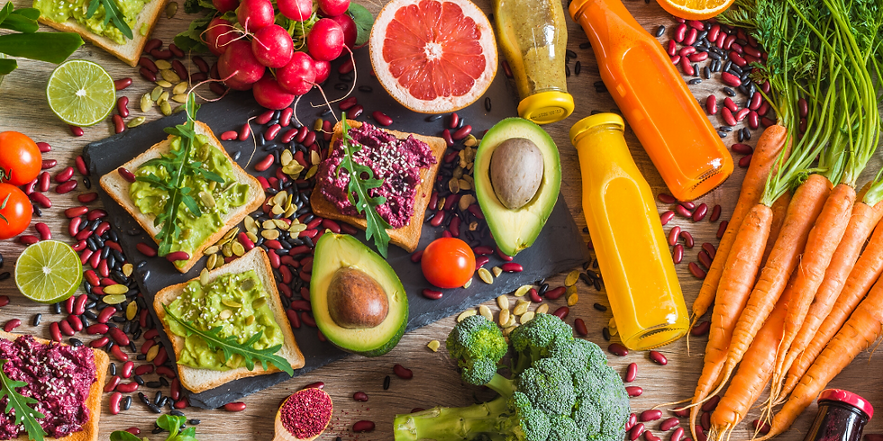 FREE TRAINING: How to Boost Immunity, Energy & Health with Plantbased Nutrition