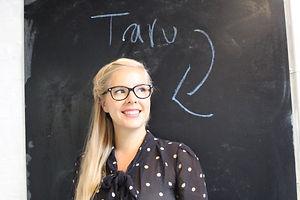 Nutritionist Taru Merikoski