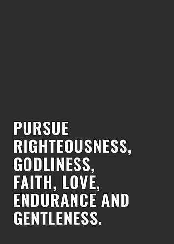 1. Timotheus 6,11
