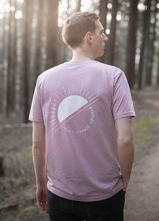 New Life Unisex Shirt - Rose