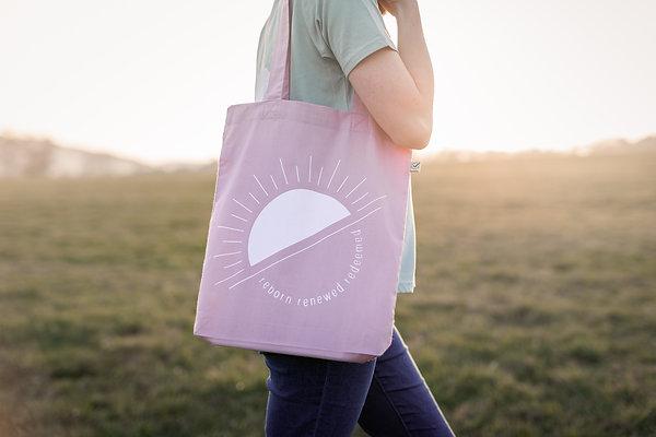 New Life Bag - Rose