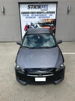 Mitsubishi Front After