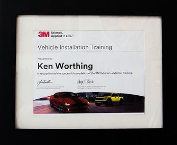 3M Vehicle Installation Kelowna