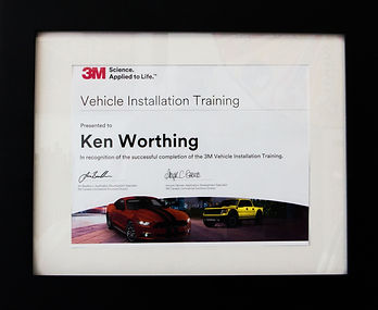 3M Vehicle Installation Kelowna