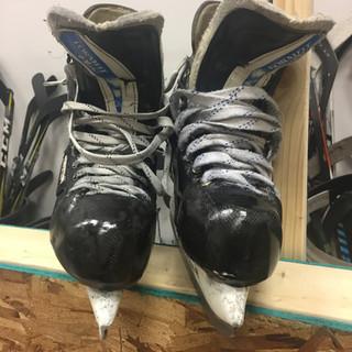 Skate Toe After Repair