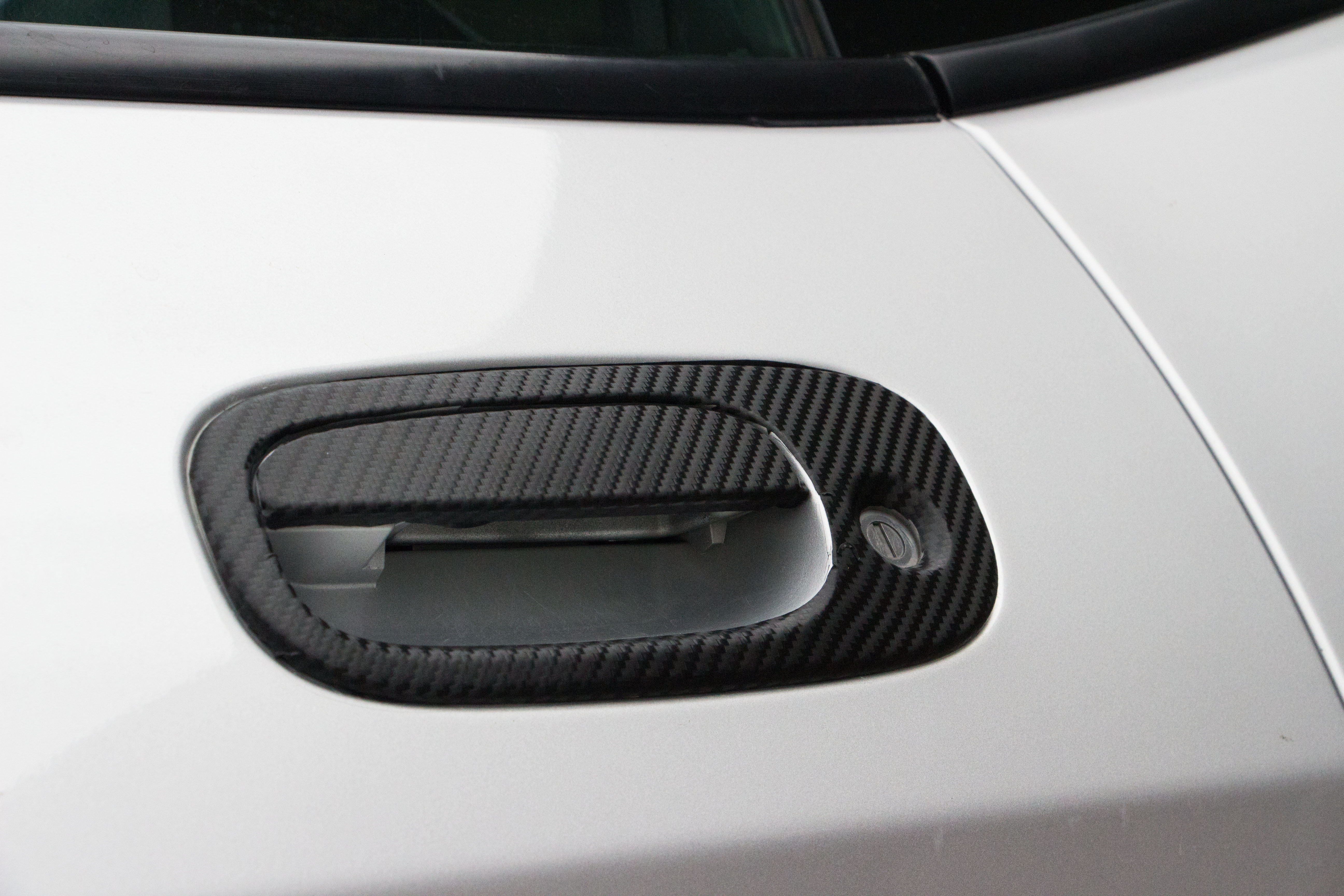 Charger Handle