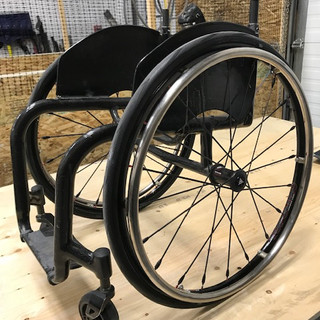 Wheelchair After Repair