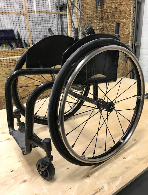 Wheelchair After Repair