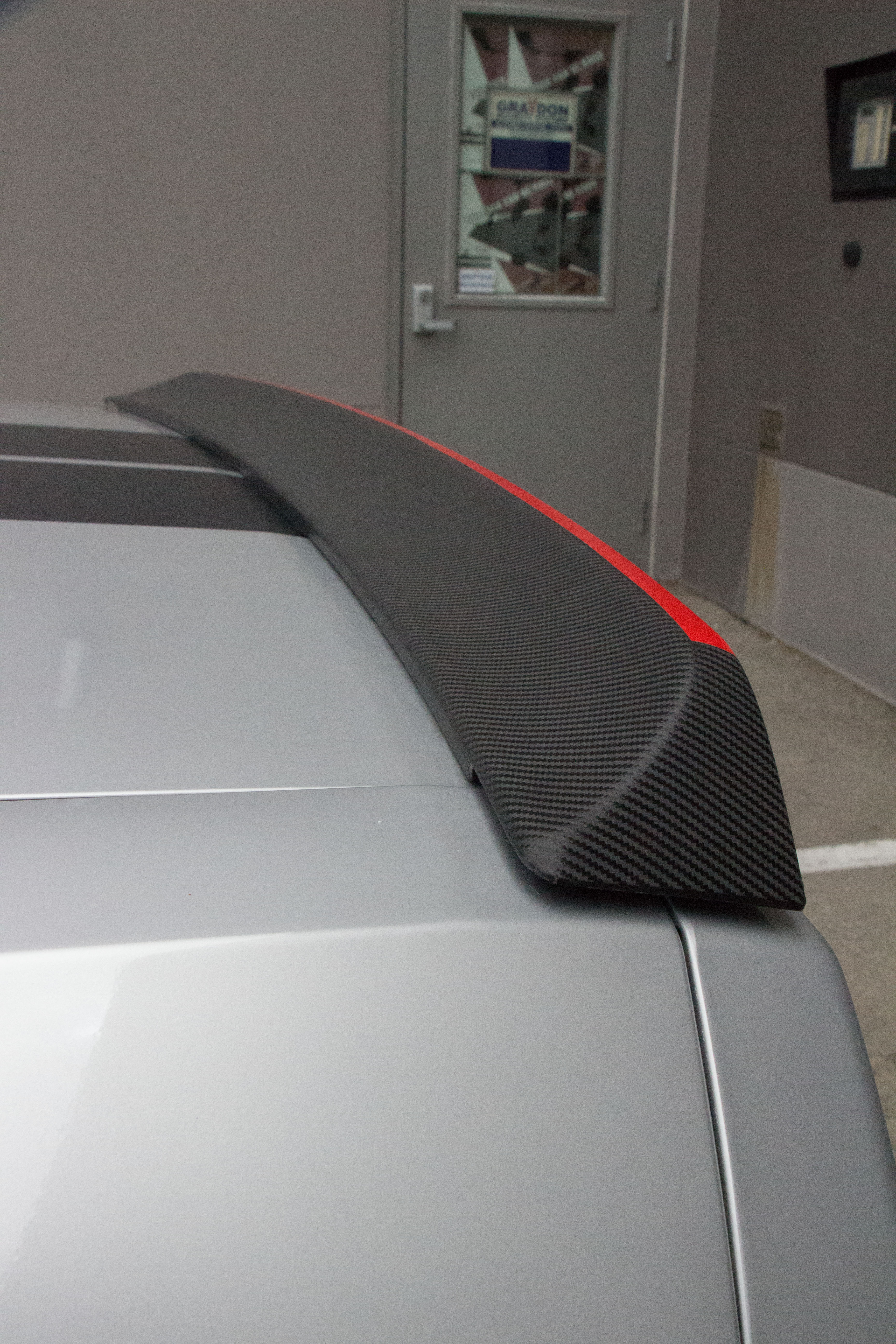 Charger Spoiler