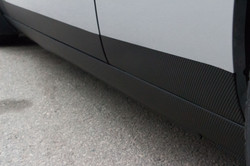 Charger Trim