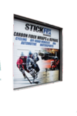Stick Fix Okangan Garage Door
