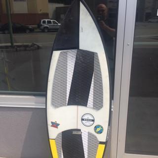Wakeboard After Repair