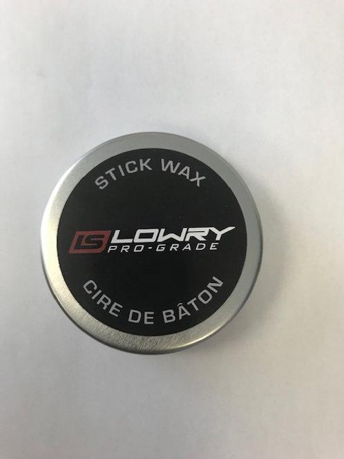 Lowry Stick Wax
