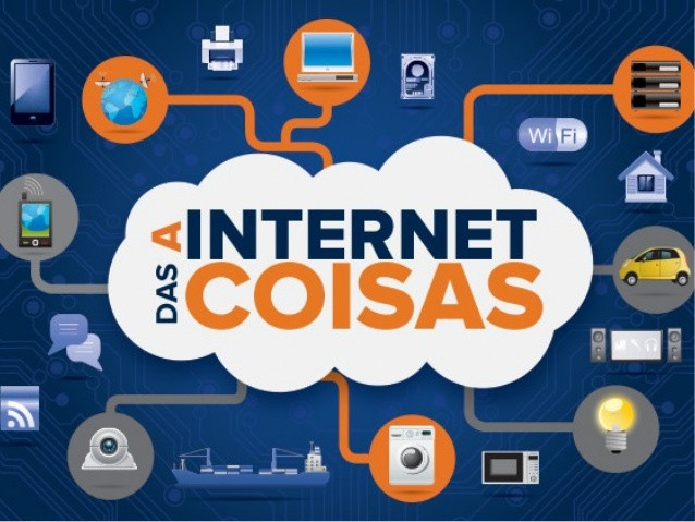 Internet of things - A internet das coisas