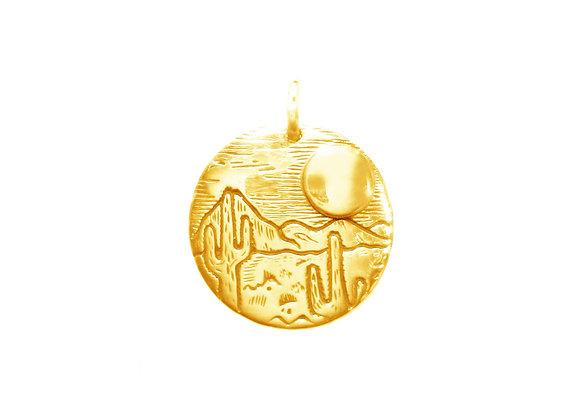 Médaille Arizona or