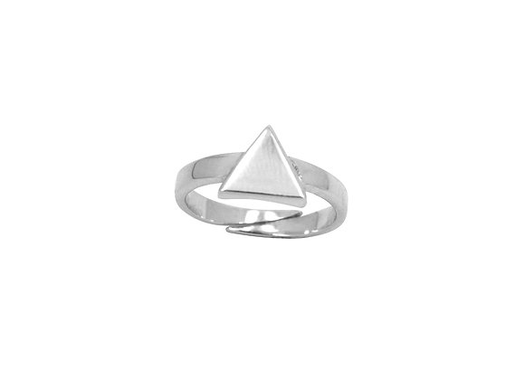 Bague Mystical Triangle