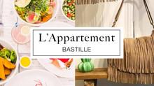 Brunch Créateur à L'Appartement Bastille