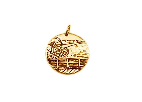 Médaille Santa Monica Or