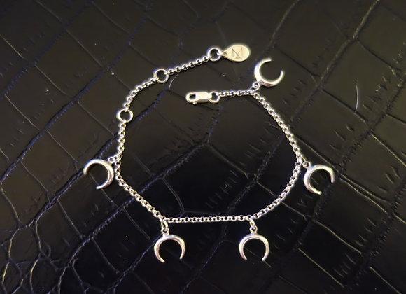 Bracelet Claw  Argent