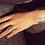 Thumbnail: Bague Under The Skin L Argent