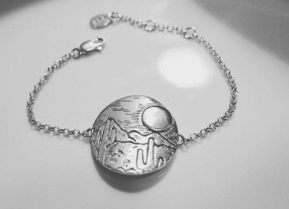 Bracelet Arizona Argent
