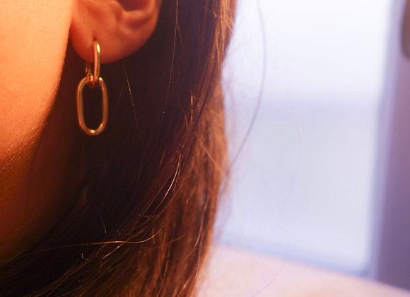 Boucles d'oreilles Les Minis Or