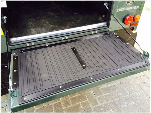 Tailgate Mat Protector to fit Series & Defender