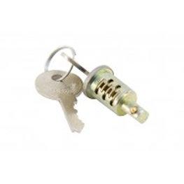 Barrel Lock with key 395142