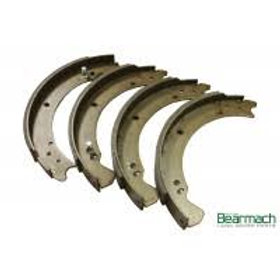 Brake Shoes (2 pairs) Series and Defender STC2796