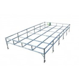 Roof Rack and Ladder (Flat Pack) LWB