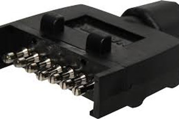 7 pin trailer plug (flat)