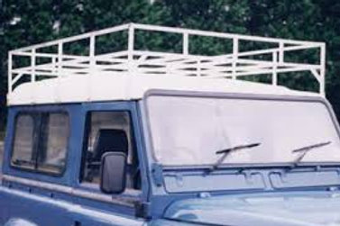 Roof Rack and Ladder (Flat Pack) SWB (Ex Demo - As new)
