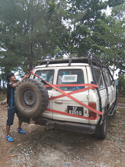 Kuching trips
