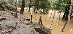 Flooding at our river