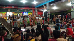 Dayak performances