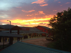 Sunset here at LWV