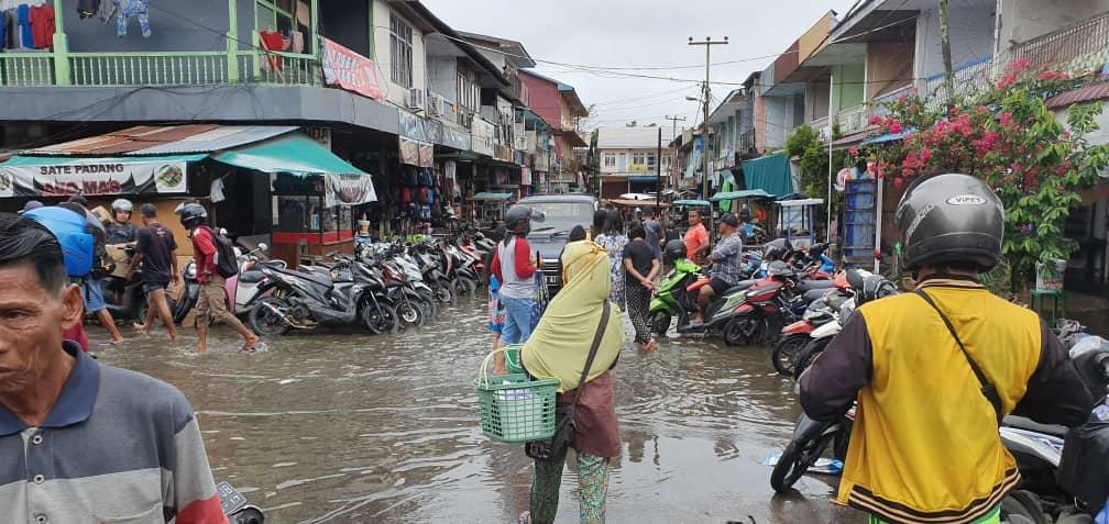 Nanga Pinoh flooding