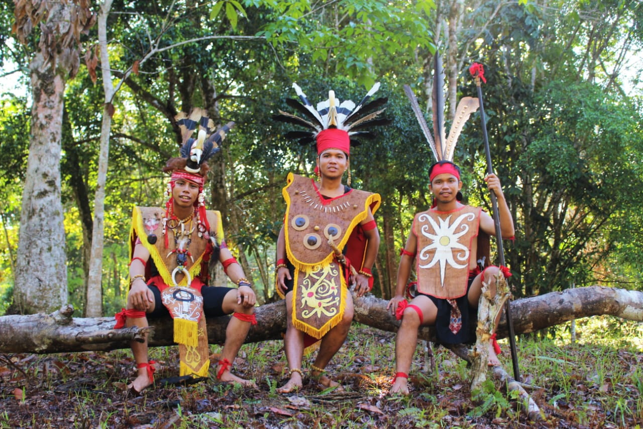 Our Dayak leaders