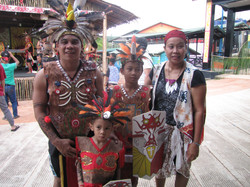 Our Kor and his family