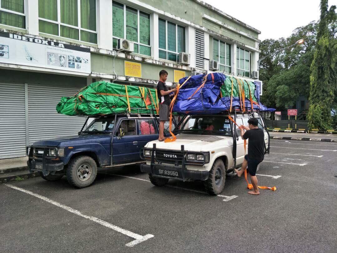 Trips from Kuching